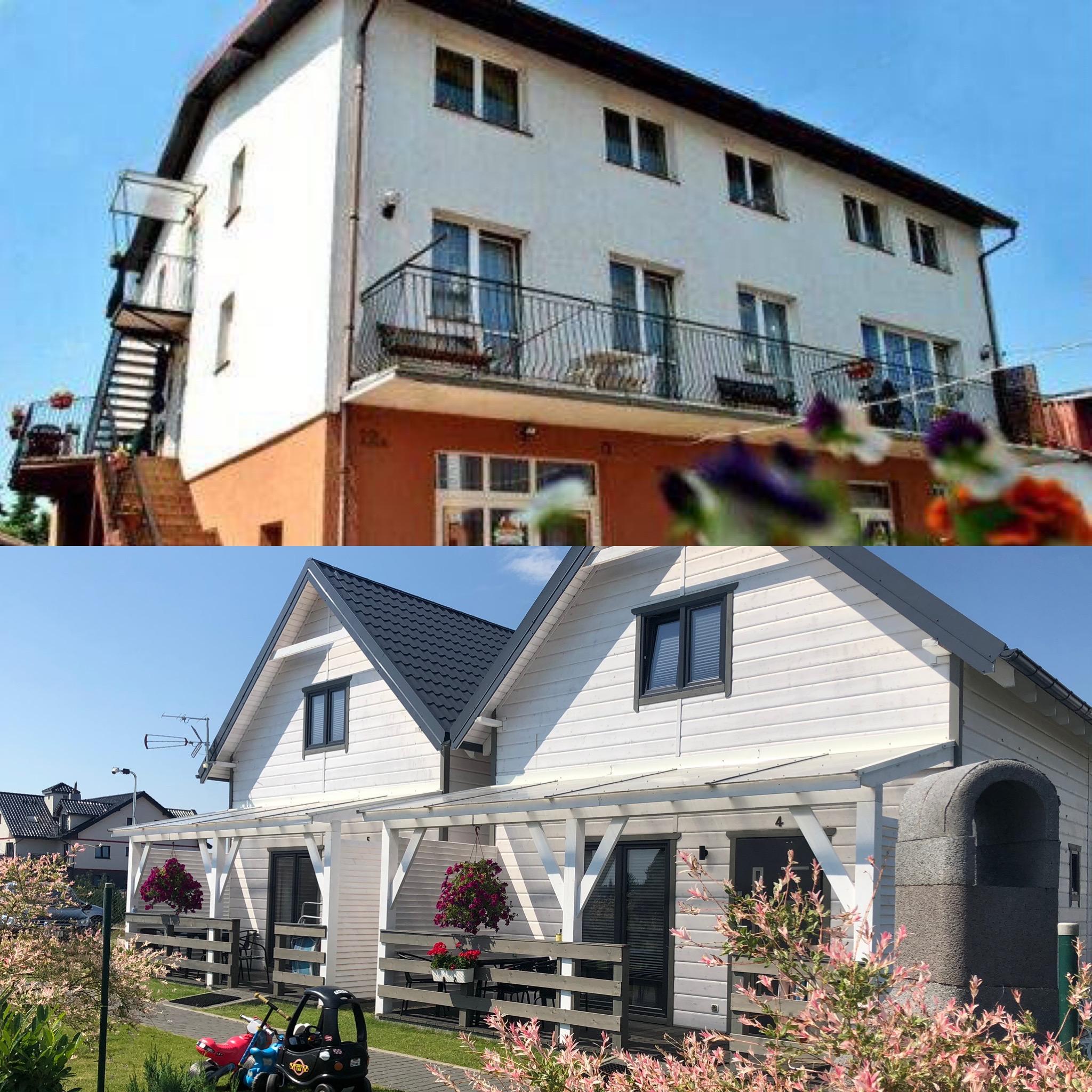 Domki Kalipso i Pokoje Gościnne Sorelle w Sarbinowie
